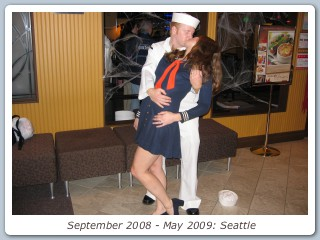 September 2008 - May 2009: Seattle